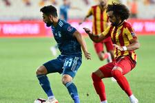 Yeni Malatyaspor-Fenerbahçe maçı fotoğrafları