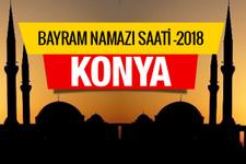 2018 Bayram Namazı saatleri Konya saati belli oldu