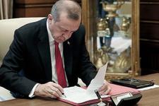 Erdoğan'dan yeni atama kararları Resmi Gazete'de yayımlandı