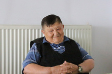 Şişko Nuri'ye huzurevi yetkilileri sahip çıktı
