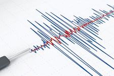 Ege Denizi'nde 4.9 büyüklüğünde deprem