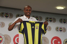 Fenerbahçe'de Andre Ayew'in babası olay oldu!