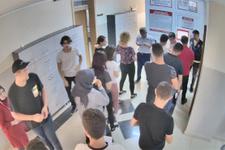 Bandırma'da ehliyet sınavında inanılmaz olay