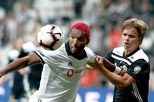 Beşiktaş B36 Torshavn maçı fotoğrafları