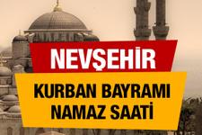 Nevşehir Kurban bayramı namaz saati : 06:40
