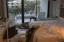 Rus turist rezaleti: 5 yıldızlı otelde şok!