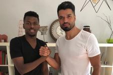 Hatayspor Diallo ile sözleşme imzaladı