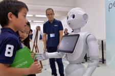 Japonya'da İngilizce derslerine robot girecek!