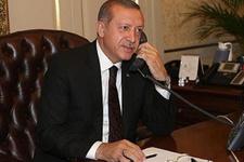 Erdoğan liderlerin bayramını kutladı