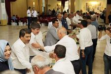 Başkan Türel Alanya'da halkla bayramlaştı