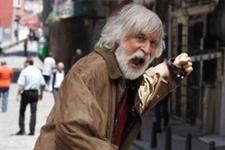 Taner Barlas rolü için sokaklarda yatıp kalktı!