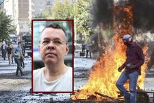 Kobani olaylarında da Rahip Brunson izi çıktı!..