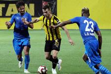 Altay deplasmanda gol yağdırdı