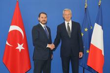 Berat Albayrak açıkladı! Türkiye ve Fransa birlikte hareket edecek