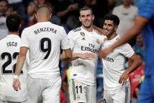 Real Madrid Girona'ya gol yağdırdı
