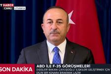 Mevlüt Çavuşoğlu'ndan ABD'ye önemli mesaj!