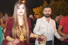 Şırnak'ta aşiret lideri dolar istemedi kızına takılanlara bakın!