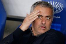 Jose Mourinho için tehlike çanları çalıyor