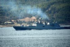 Rus donanması Akdeniz'e filo indirdi!