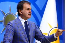 AK Parti Sözcüsü Çelik'ten 'cumartesi anneleri' ile ilgili açıklama
