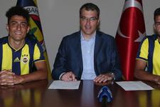 Fenerbahçe iki transferi birden açıkladı