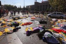 Ankara Gar katliamında sanıklara ceza yağdı