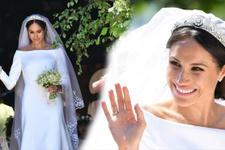 Düğünü 2018'e damga vurmuştu! Meghan Markle'ın gelinliği görücüye çıkıyor