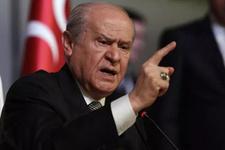 Bahçeli'den AK Parti'ye ittifak mesajı