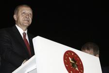 Cumhurbaşkanı Erdoğan av sezonunu açtı