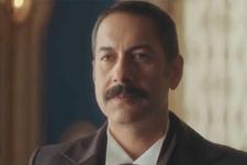 Payitaht Abdülhamid dizisinde unutulmaz ABD sahnesi!
