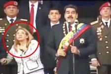 Maduro'ya İHA ile suikast girişimi! Venezuela lideri ölümden döndü