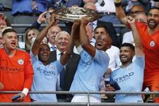 Manchester City Chelsea'yi yenip kupaya uzandı