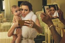 Kim Kardashian pişman oldu çocuğunun adını değiştirdi