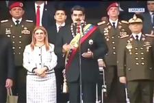 Maduro suikast girişiminde isim verdi