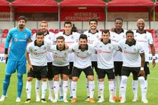 Beşiktaş'ın Avrupa'daki 207. sınavı