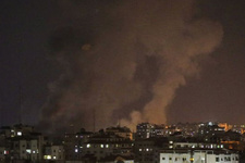 İsrail ordusu: Gazze'de Hamas'a ait 100 hedefi vurduk