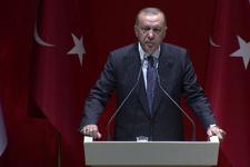Erdoğan'dan iş dünyasına mesaj! Hiç korkmayın...