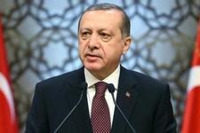 Cumhurbaşkanı Recep Tayyip Erdoğan'dan Guliyev'e tebrik