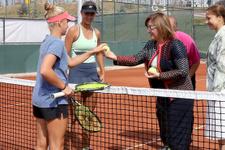 Startı Başkan Şahin verdi Gaziantep'te büyük turnuva başladı