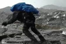 Kaçkar Dağları'na mevsimin ilk karı yağdı