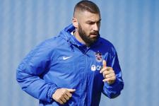 Trabzonspor ile sorun yaşayan Burak Yılmaz'dan flaş açıklama!