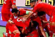 Ümit Milli Takım İsveç'i deplasmanda mağlup etti