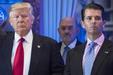 Trump'ın oğlu itiraf etti! Utanılacak bir durum...