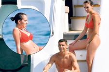 Ronaldo jet ski'ye bindi Rodriguez fiziğiyle mest etti