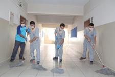 İş arayanlara fırsat okullara 20 bin güvenlik 60 bin temizlik elemanı