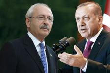 Cumhurbaşkanı Erdoğan'dan Kılıçdaroğlu'na 250 bin liralık dava...