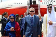 Katar Emiri'nden Erdoğan'a büyük jest!