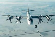 ABD jetlerinden Rus bombardıman uçaklarına önleme