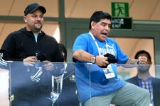 Diego Maradona'nın hayatı dizi oluyor
