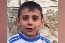 Erzurum şivesiyle şarkı söyleyen ufaklık sosyal medyayı salladı!